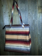 Serape hand bags and purses - Large
