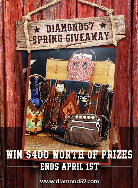 Contest Give Away Western Cowgirl Fashion