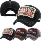 Baseball Cap Rock Star