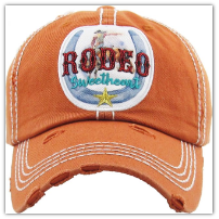Baseball Cap Rodeo Sweetheart