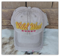 Baseball Cap Wild West Rodeo