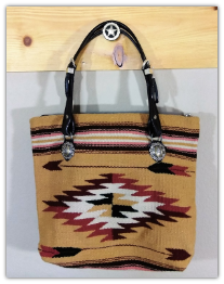 415 Indian Chief Blanket Bag Dusty Tan